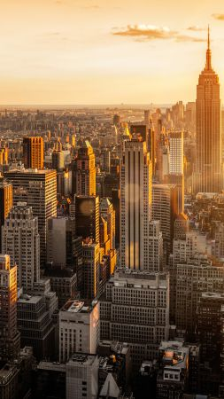 New York, USA, Travel, Tourism (vertical)