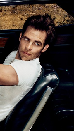 Chris Pine, Most Popular Celebs, actor (vertical)