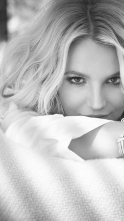 Britney Spears, Top music artist and bands, singer, actress, blonde (vertical)