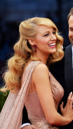 Blake Lively, Most Popular Celebs, actress, model, blonde (vertical)