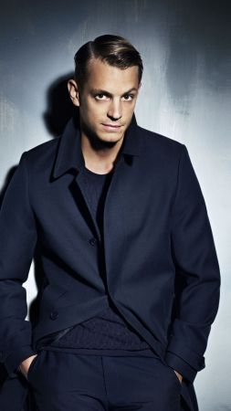 Joel Kinnaman, Most Popular Celebs, actor (vertical)