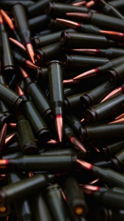 Attractive ... Ammunition Bullets, 4k, 5k Wallpaper, 7, 62, 5, 45, Ammunition