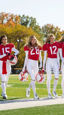 Adriana Lima, Top fashion model, Behati Prinsloo, Lily Aldridge, Doutzen Kroes, Candice Swanepoel, Victoria's Secret Angel, Super Bowl, Don't Drop a Ball