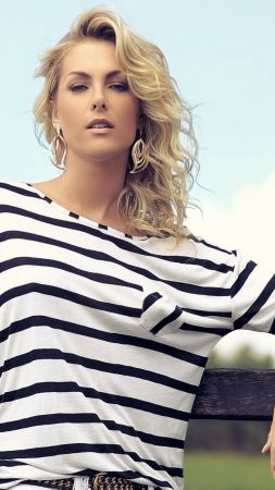 Ana Hickmann, Top Fashion Models, model, blonde (vertical)