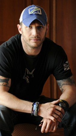 Tom Hardy, Most Popular Celebs, actor (vertical)