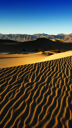 Death Valley, USA, Desert, Dunes, sand