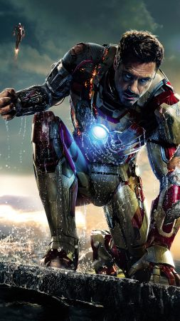 Avengers: Age of Ultron, Avengers 2, Robert Downey Jr., Iron Man, Tony Stark, Poster (vertical)