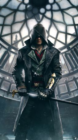 Assassin's Creed: Syndicate, Best Games 2015, game, open world, PC, PS4, Xbox one (vertical)