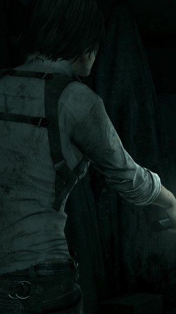 The Evil Within: The Consequence, Best Games 2015, game, horror, PC (vertical)