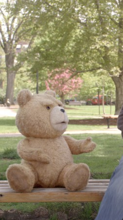 Ted 2, best movies of 2015, Mark Wahlberg, Seth MacFarlane (vertical)