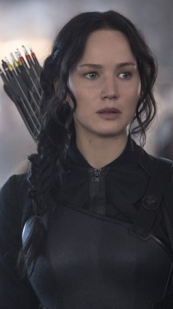 The Hunger Games, Mockingjay - Part 2, Best Movies of 2015, movie, Jennifer Lawrence (vertical)