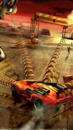 Carmageddon: Reincarnation, Best Games 2015, game, racing, PC (vertical)