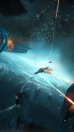 Elite: Dangerous, Best Games 2015, game, space, sci-fi, PC, PS4, Xbox One (vertical)