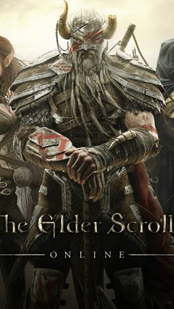 Elder Scrolls Online, Best Games 2015, game, MMORPG, fantasy, PC, PS4, Xbox one (vertical)