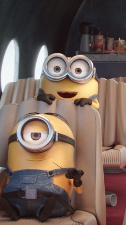 Minions, Best Animation Movies of 2015, cartoon (vertical)