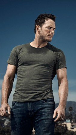 Chris Pratt, Most Popular Celebs, actor (vertical)