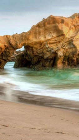 Pearl Street, Beach, California, USA, Best Beaches in the World, travel, tourism, Laguna Beach, cliff