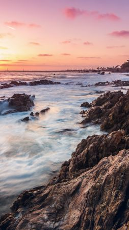 Corona Del Mar, California, USA, Best Beaches in the World, travel, tourism, sunset, sunrise, sea