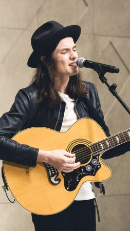 James Bay, Top music artist and bands, singer (vertical)