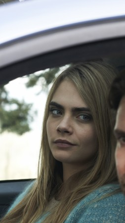 The Face of an Angel, Best Movies of 2015, Cara Delevingne, Daniel Brühl (vertical)