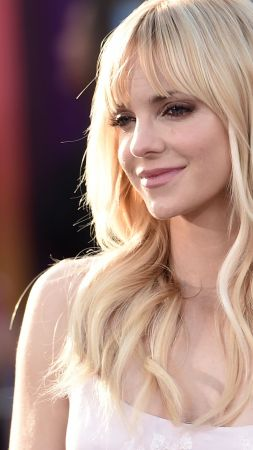 Anna Faris, Most Popular Celebs, actress, blonde (vertical)