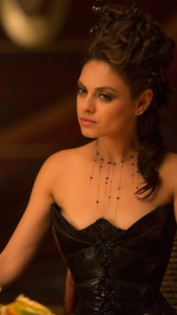 Mila Kunis, Most Popular Celebs, actress, Jupiter Ascending (vertical)