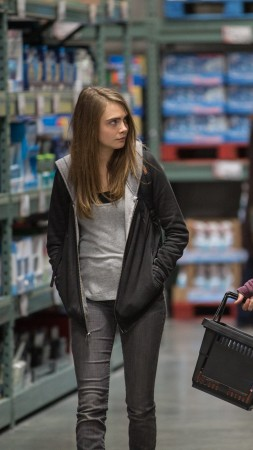 Paper Towns, Best Movies of 2015, movie, Cara Delevingne, detective (vertical)