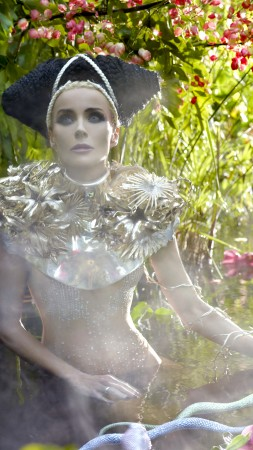 Daphne Guinness, Top Fashion Models, model