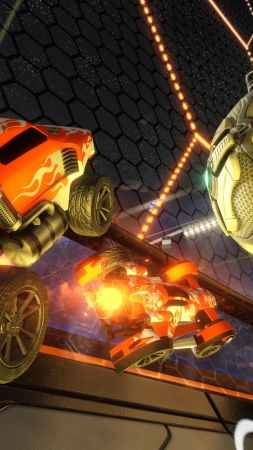 Rocket League, Best Games 2015, game, arcade, PC (vertical)