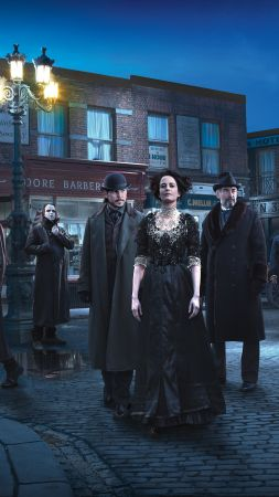 Penny Dreadful, Best TV Series of 2015, 2 season (vertical)