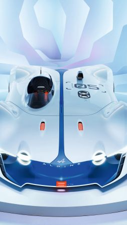 Renault, Alpine Vision Gran Turismo, Gran Turismo, Best Games of 2015, sport car, racing, concept, review, PS3 (vertical)