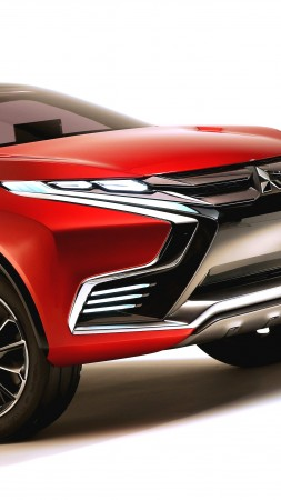 Mitsubishi ASX Evolution, hybrid, crossover, review (vertical)