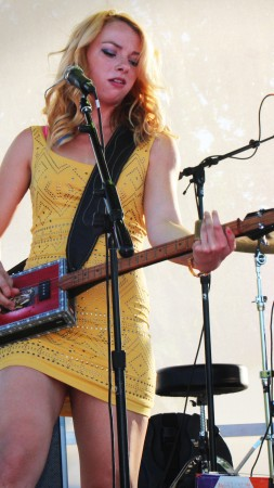 Samantha Fish, Top music artist and bands (vertical)