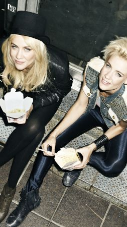 NERVO, Top music artist and bands, Miriam Nervo, Olivia Nervo (vertical)