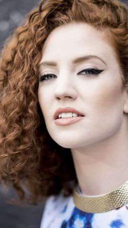 Jess Glynne, Top music artist and bands, red (vertical)