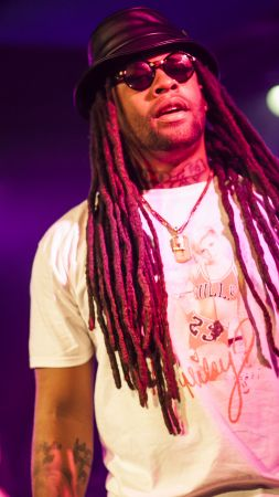 Ty Dolla Sign, Top music artist and bands, Tyrone William Griffin (vertical)