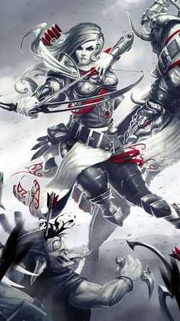 Divinity: Original Sin — Enhanced Edition, Best Games 2015, game, fantasy, aRPG, PC, PS4, Xbox One (vertical)
