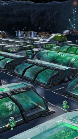 Anno 2205, Best Games 2015, game, sci-fi, PC (vertical)