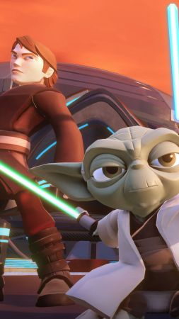 Disney Infinity 3.0, Best Games 2015, game, arcade, fantasy, sci-fi, PC (vertical)