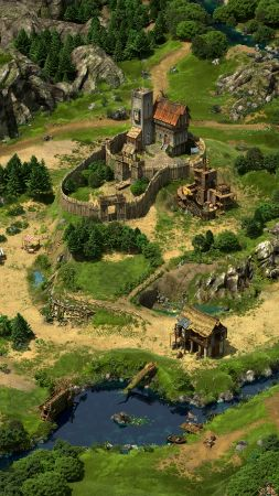 Tribal Wars 2, Best Games 2015, game, MMO, PC, Apple, Android