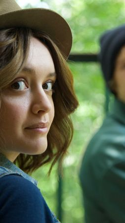 Me and Earl and the Dying Girl, Best Movies of 2015, movie, Olivia Cooke (vertical)