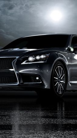 Lexus LS 460, sedan, buy, rent (vertical)