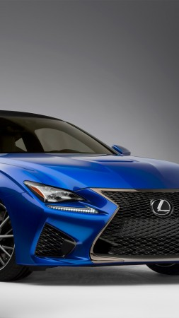 Lexus RC F, coupe, sport car, review, rent, buy (vertical)