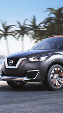 Nissan Kicks, crossover, SUV, review, rent, buy, test drive (vertical)