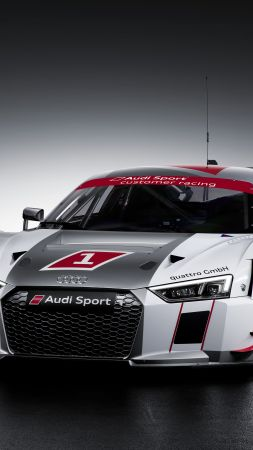Audi R8 LMS, coupe, racing, review (vertical)