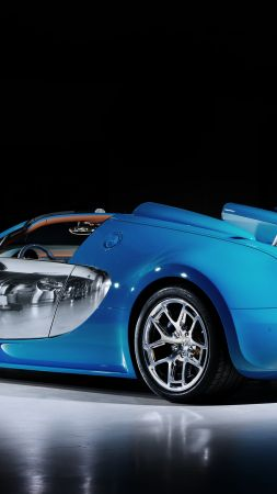 Bugatti Veyron 16.4, Grand Sport, sport car, coupe, buy, rent, review (vertical)
