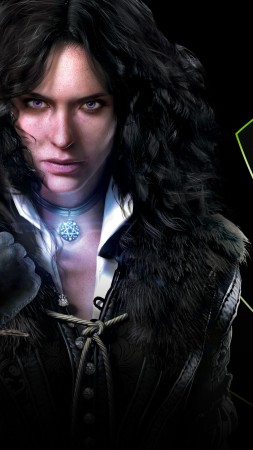 The Witcher 3: Wild Hunt, Best Games 2015, game, fantasy, NVIDIA, Yennefer, PC, PS4, Xbox One