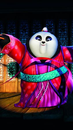 Kung Fu Panda 3, Best Animation Movies of 2015, cartoon (vertical)