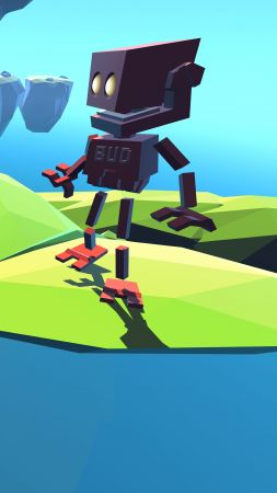 Grow Home, Best Games 2015, game, quest, arcade, sci-fi, PC (vertical)