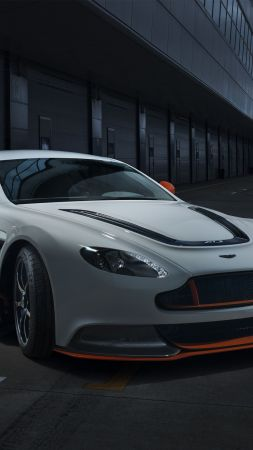 Aston Martin Vantage GT3, coupe, racing, test drive (vertical)